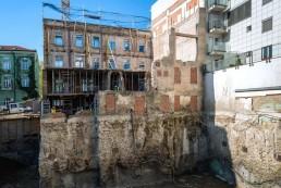 búracie práce a sanácia konštrukcií Zochova