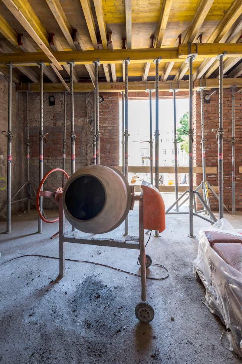 stavebné práce Blumentál