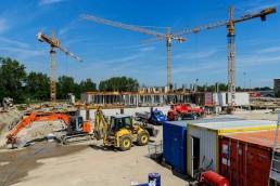 stavebné stroje fresh market Bratislava
