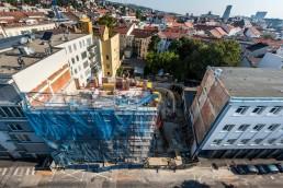 výstavba polyfunkčného domu na Zochovej, Bratislava