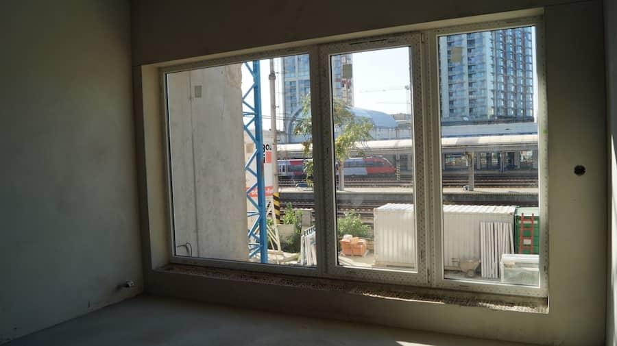 osadzanie okien na panoke