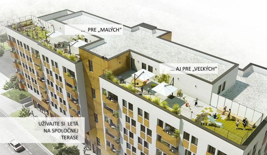 terasa vizualizacia panónka
